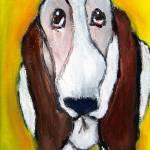 """Hound Dog"" by vangrillo"