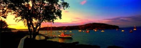 Acadia Bar Harbor sunset cruises
