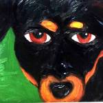 """Dog"" by vangrillo"