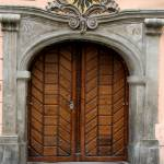 """A door in Prague"" by circlingtheglobe"