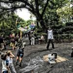 """Central Park Street Scene"" by nahone"