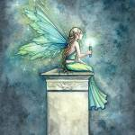 """A Light in the Dark fairy by Molly Harrison"" by robmolily"