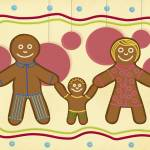 """Gingerbread Family"" by sonadora"