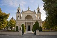 St. Anne's Church, Wilanow Palace.