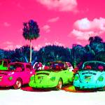 """Psychedelic Cars"" by podspics"