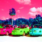 """Psychedelic Cars 2"" by podspics"