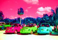 Psychedelic Cars 2