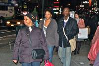 New York Couple and Mom
