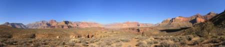 Tonto Trail Panoramic