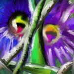 """SurrealBlue3"" by cyentific"