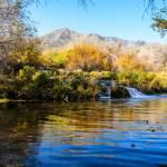 """""""Cascade Springs Pond"""" by JosephPlotz"""