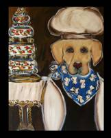 Labrador Retriever Chef