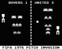 FIFA 1978 Pitch Invasion
