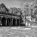"""Central Park - near Bethesda Fountain"" by madeline"