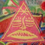 """Triangle Man"" by podspics"
