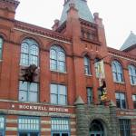 """Buffalo, Rockwell Museum of Western Art, Corning"" by Marysvision"