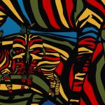 """zebra in the jungle"" by markashkenazi"