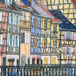"""Colmar, France"" by mikerabe"