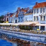 """""""Saint-Leu Quarter France"""" by mikerabe"""