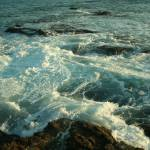 """""""Crashing, Splashing Sea"""" by oliverart"""