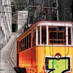 """""""Lisbon tram"""" by Malte"""