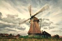 active windmill
