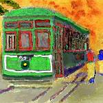 """112712 New Orleans Street Car"" by garlandoldham"