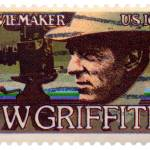 """D. W. Griffith Commemorative Stamp"" by WilshireImages"
