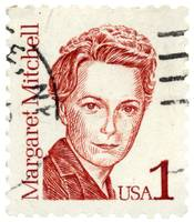 Margaret Mitchell Commemorative Postage Stamp