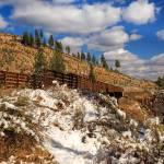 """Winter On The Bizz Johnson Trail"" by jameseddy"