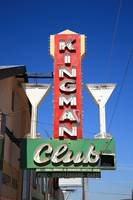 Route 66 - Kingman Club Neon 2012