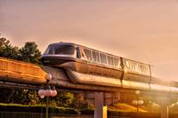 Monorail Monday - Black