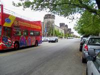 Philadelphia Sightseeing Bus and Penitentiary