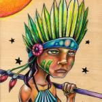 """Sun Prince"" by bryanc"