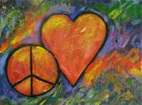 One peace One Heart