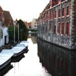 """Bruges Canal"" by feophotos"