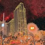 """Starry Night - San Francisco"" by photoartful"