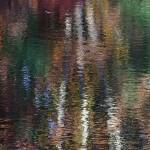 """Another Fall Reflection lll"" by bavosiphotoart"