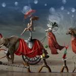 """Parade"" by DeepBlueDesign"