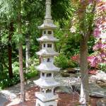 """Japanese Garden Lantern"" by Marysvision"