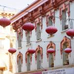 """San Francisco Chinatown Building – 2012"" by photoartful"