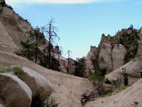 Tent Rocks Path, National Monument, New Mexico