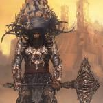 """Akali Warrior Monk"" by bhagatsingh"
