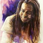 """Tracy Chapman"" by kannroses"