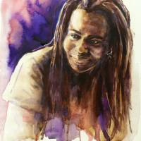 Tracy Chapman Art Prints & Posters by Kan Srijirapon