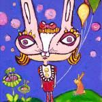 """""""Bunny"""" by JenniferChristy"""