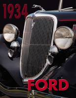 1934 Ford Grill Poster