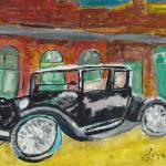 """""""Antique Car"""" by lmeaux2"""
