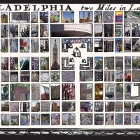 Penn's Vision: Philadelphia Photomap Art Prints & Posters by Nate Emeritz