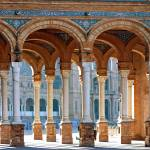 """Spanish Pillars"" by photoww"